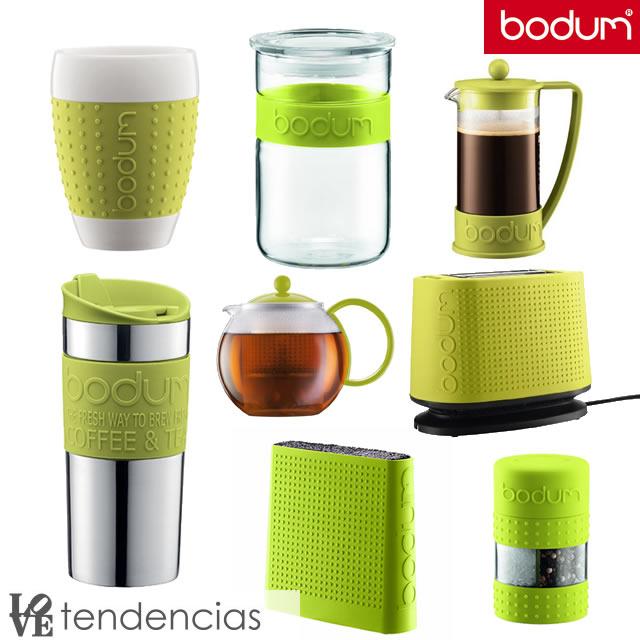 Kitchen Bodum: utensilios para la cocina modernos y de colores ...